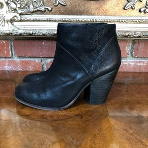 Vince Camino Leather Booties